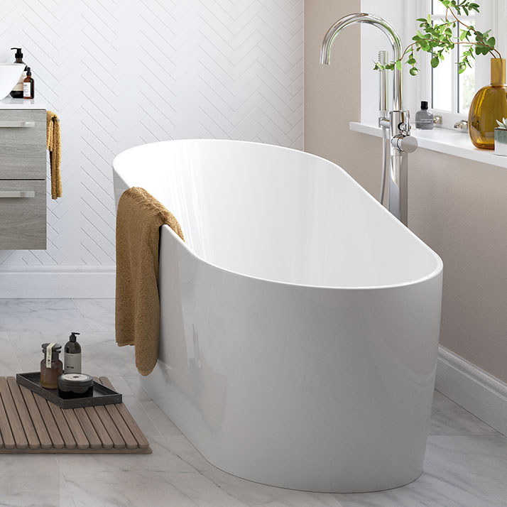 Bathrooms to Love   Freestanding Baths