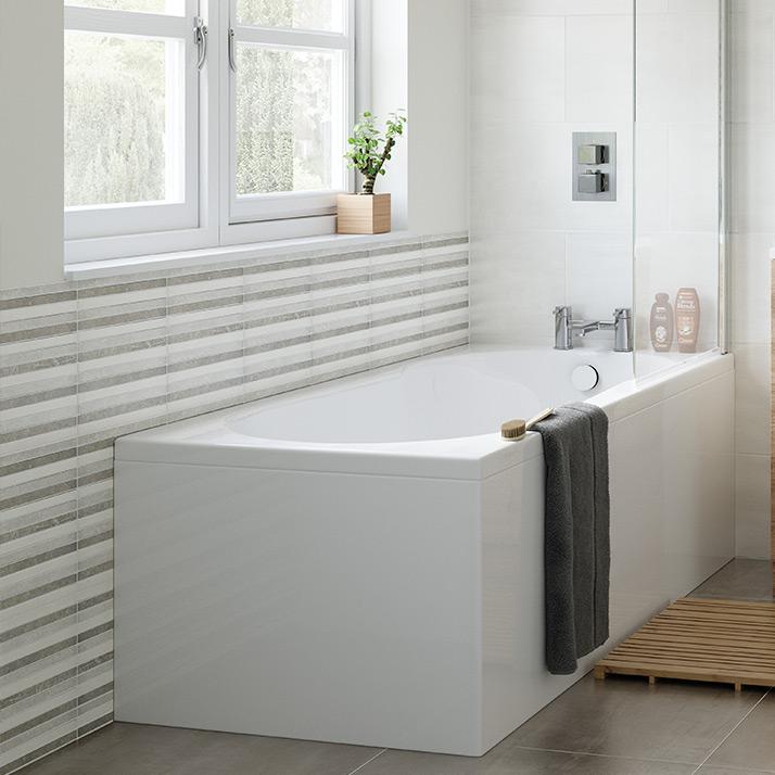Bathrooms to Love   Shower Baths