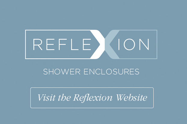 Reflexion shower enclosures, visit the Reflexion website
