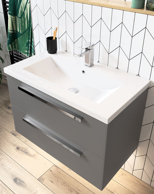 Morina internal ceramic basin