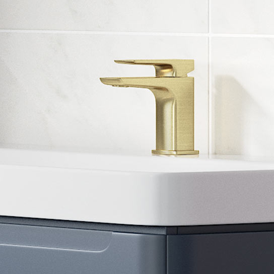 Finissimo Brushed Brass